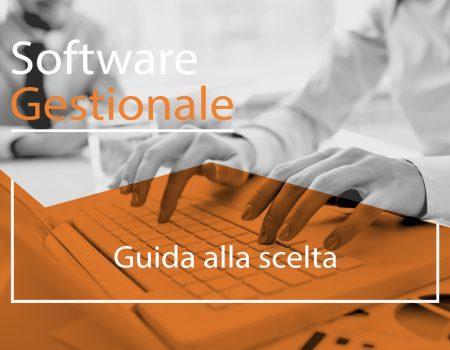 Guida alla scelta del software gestionale