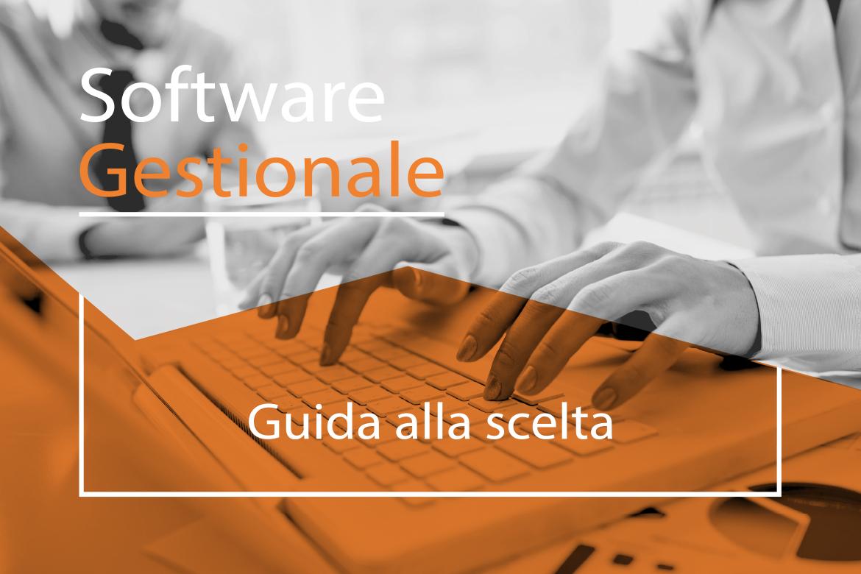 Guida alla scelta software gestionale